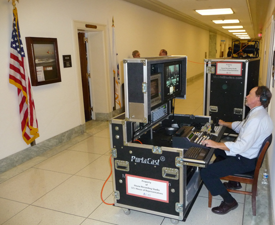 Mobile Studios Us House Of Representatives Case Study