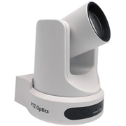 PTZ Optics 12X-SDI Gen2 Live Streaming Camera (White)