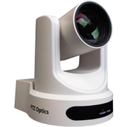 PTZ Optics 12X-USB Gen2 Live Streaming Camera (White)