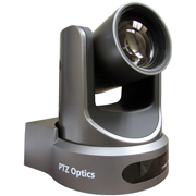 PTZ Optics 12X-USB Gen2 Live Streaming Camera (Gray)