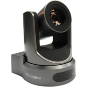PTZ Optics 20X-SDI Gen2 Live Streaming Camera (Grey)
