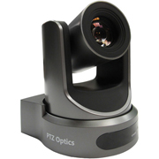 PTZ Optics 20X-USB G2 Live Streaming Camera (Gray)