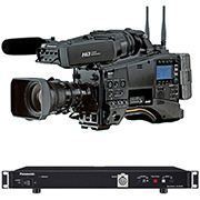 PX380 Complete Studio Package (HD Cam, AG-CVF15, Monitor)