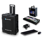 TriCaster Mini HD-4i Bundle w/ Control Panel & Travel Case