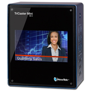 TriCaster Mini HD-4i w/ Integrated Display & 2 Int. Drives