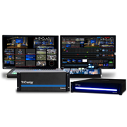 Live Sports 8000 Solution (TriCaster 8000 & 3Play 440)