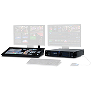 TriCaster 460 with Control Surface