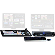 TriCaster 410 with Control Surface