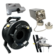 Fiber Optic Cable Reel & Accessories - Daily Rental - CLICK FOR PRICING