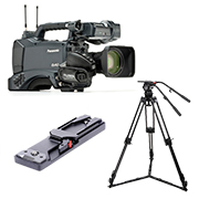 Panasonic AG-HPX300 Bundle - Daily and Weekly Rental - CLICK FOR PRICING