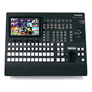 Panasonic HD/SD Multi-Format Live Switcher